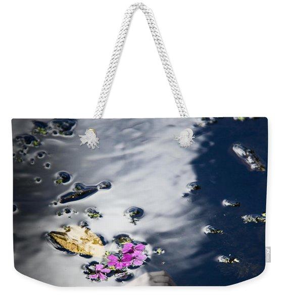 Beautiful Death Weekender Tote Bag