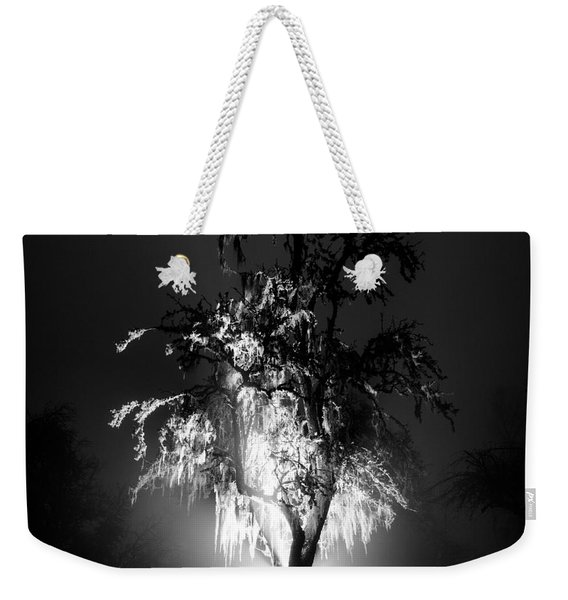 Beautiful Foggy Night 1 Weekender Tote Bag