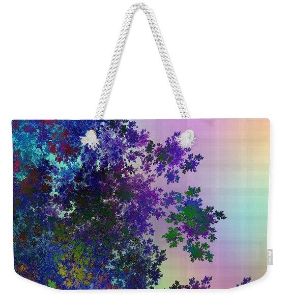 Beautiful Summer Morning Weekender Tote Bag