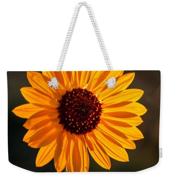 Beautiful Sunflower Weekender Tote Bag