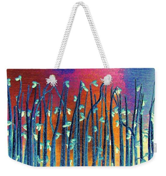 Beautiful Weeds On Venus Weekender Tote Bag