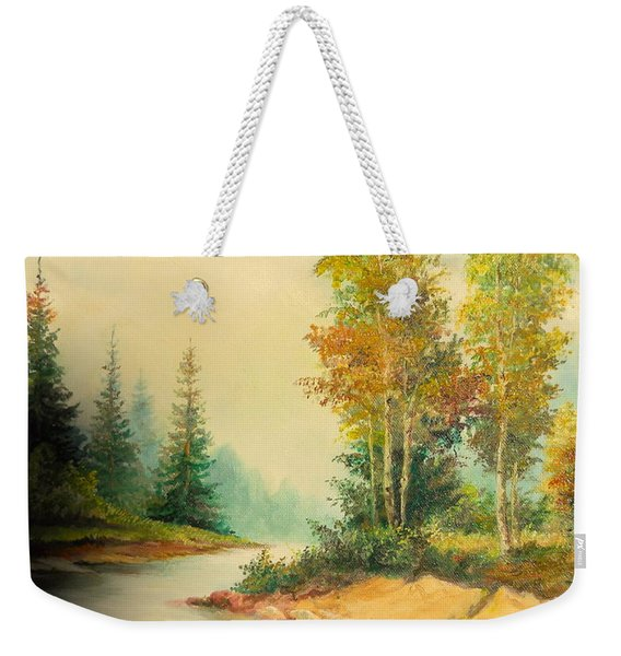 Beautiful Wild  Weekender Tote Bag
