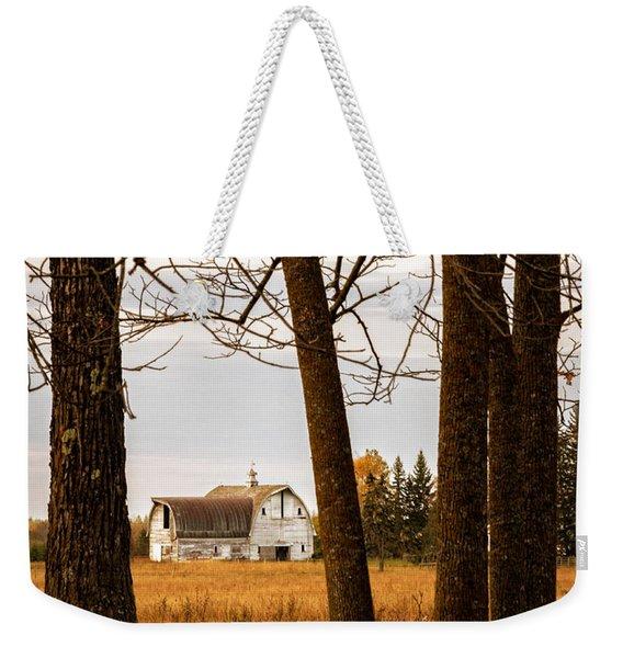 Beautifully Weathered Weekender Tote Bag