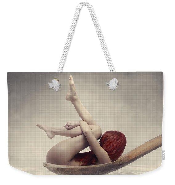 Beauty Bath Weekender Tote Bag