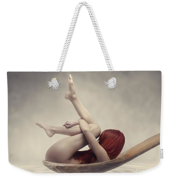 Beauty Bath Weekender Tote Bag