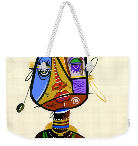 Beauty Beneath Two Weekender Tote Bag