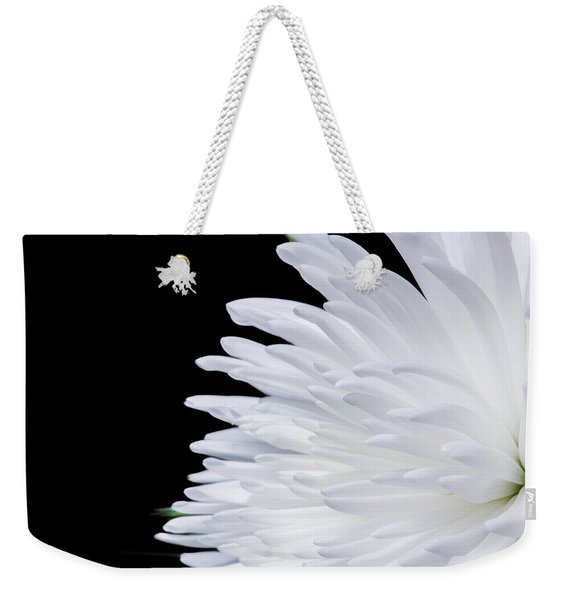 Weekender Tote Bag featuring the photograph Beauty In Contrast by Garvin Hunter