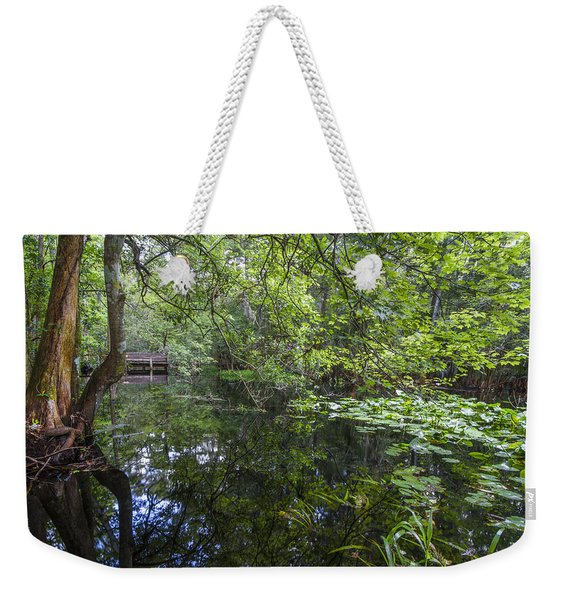 Beauty In The Everglades Weekender Tote Bag