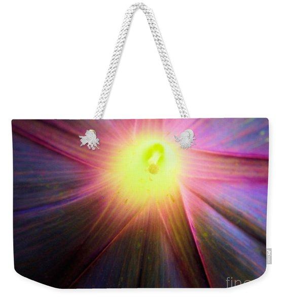 Beauty Lies Within Weekender Tote Bag