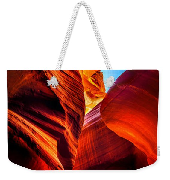 Beauty Within Weekender Tote Bag