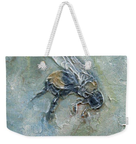 Bee Bumble Weekender Tote Bag