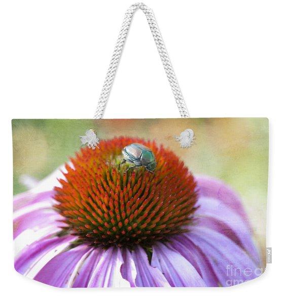 Beetle Bug Weekender Tote Bag