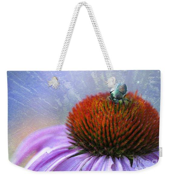 Beetlemania Weekender Tote Bag