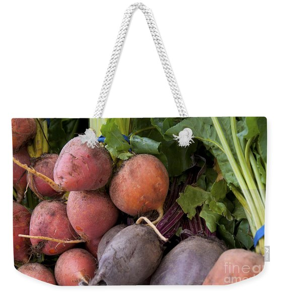 Beets New Jersey Grown Weekender Tote Bag