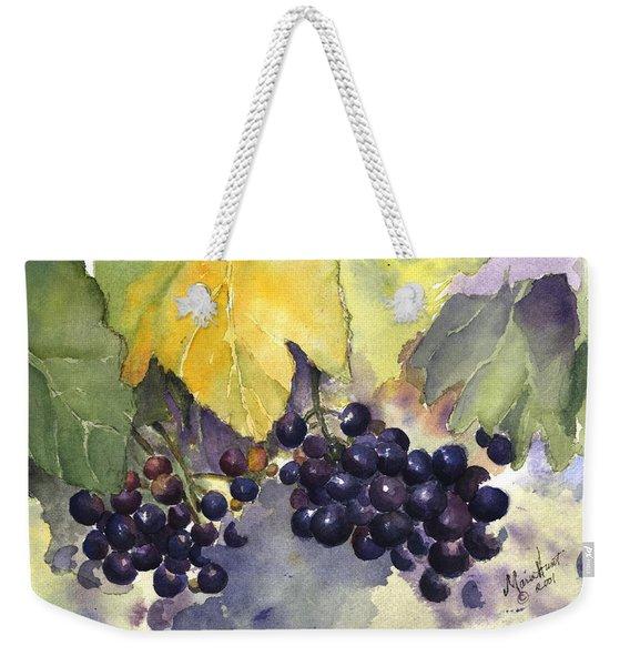 Before The Harvest Weekender Tote Bag