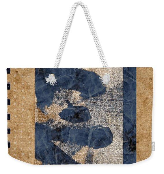 Behind The Screen Weekender Tote Bag