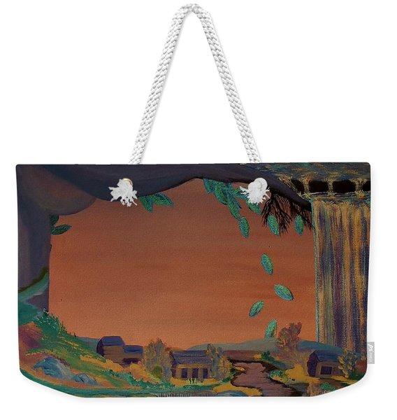 Behold The Seed Weekender Tote Bag