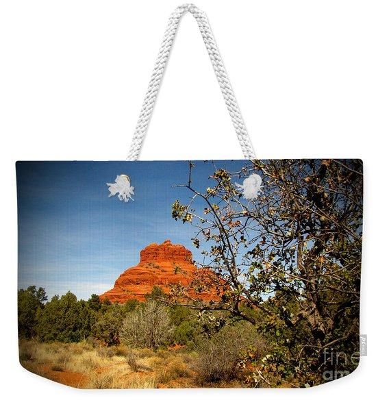 Bell Rock Vista Sedona  Az Weekender Tote Bag