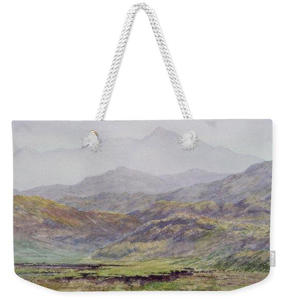 Ben Cruachan Weekender Tote Bag
