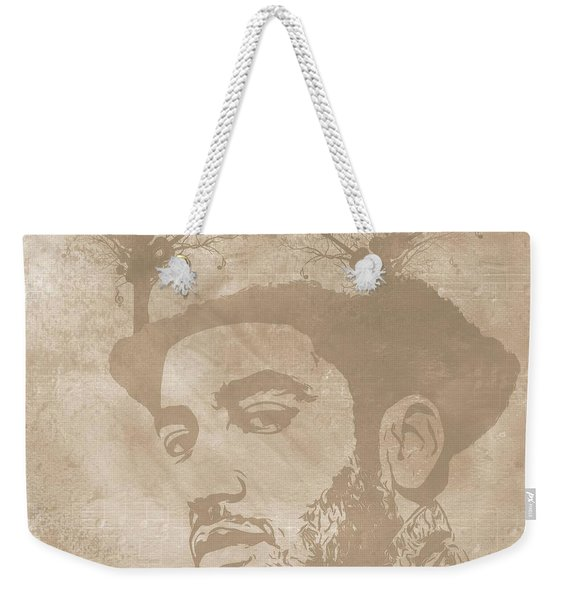 Ben Harper Music Man Weekender Tote Bag
