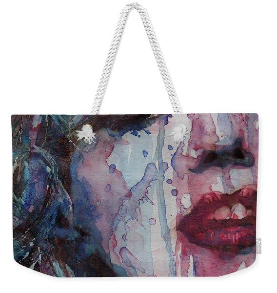 Beneath Your Beautiful Weekender Tote Bag