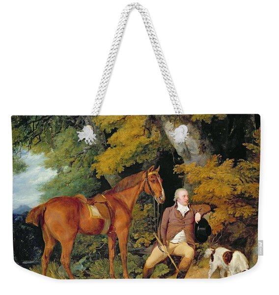 Benjamin Bond Hopkins, Before 1791 Weekender Tote Bag