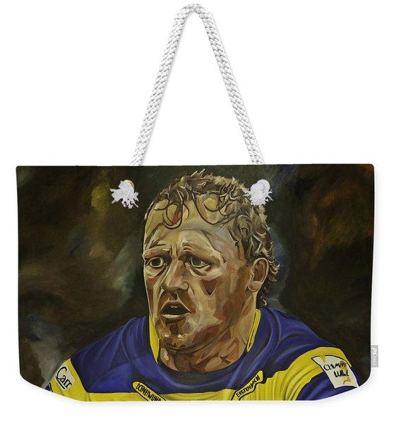 Benny Westwood Weekender Tote Bag