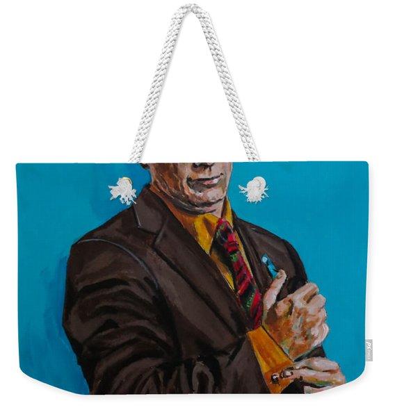 Better Call Saul Weekender Tote Bag