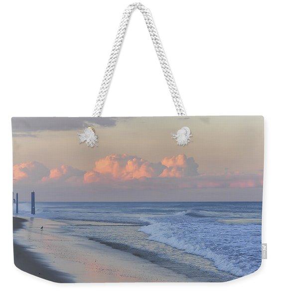 Better Days Ahead Seaside Heights Nj Weekender Tote Bag