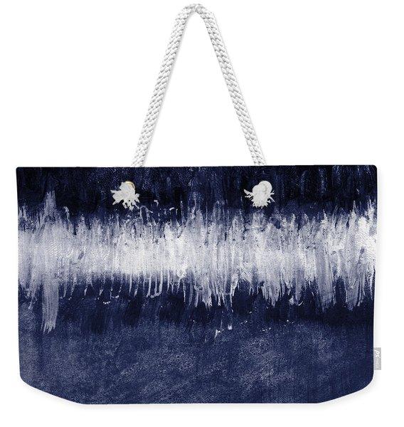 Between Sky And Sea Weekender Tote Bag