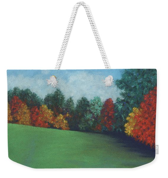 Between The Rainstorms Weekender Tote Bag