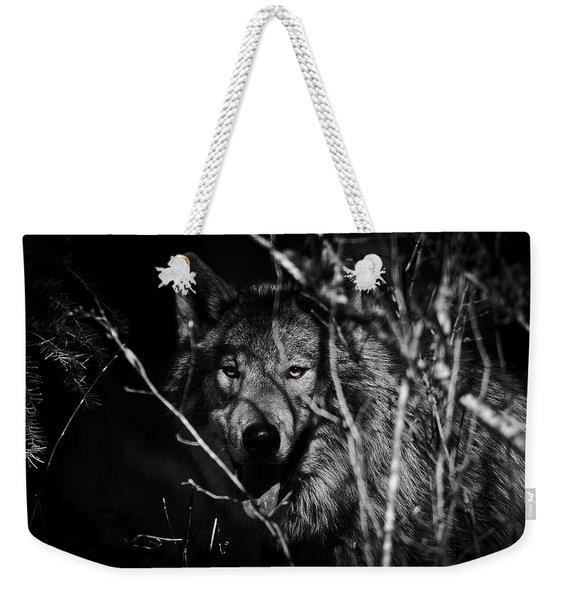 Beware The Woods Weekender Tote Bag