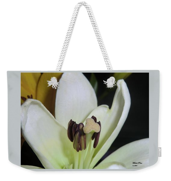 Beyond Perfection Weekender Tote Bag