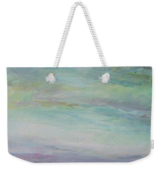 Beyond The Distant Hills Weekender Tote Bag