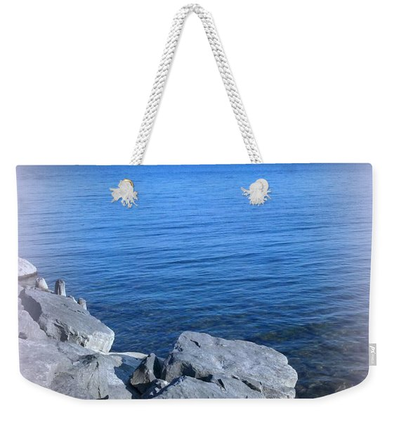 Beyond The Horizion Weekender Tote Bag