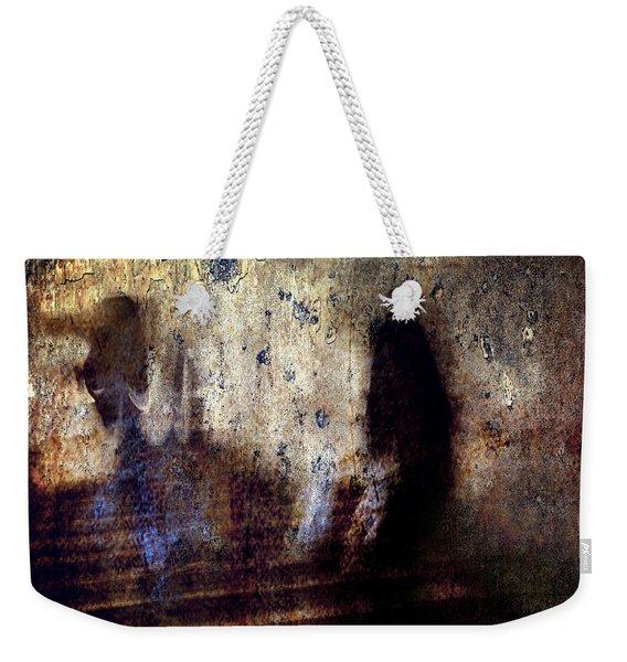 Beyond Two Souls Weekender Tote Bag