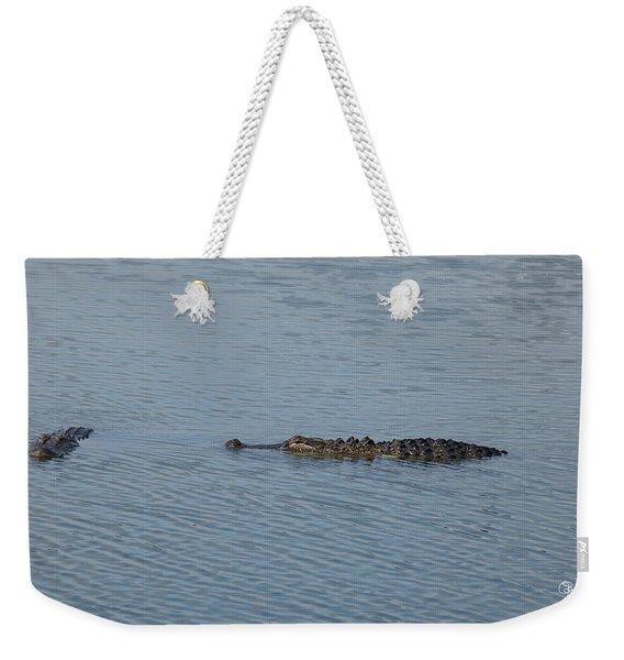 Bffs I Weekender Tote Bag
