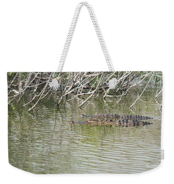 Bffs IIi Weekender Tote Bag