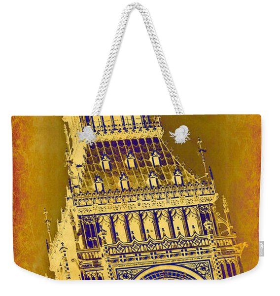 Big Ben 3 Weekender Tote Bag