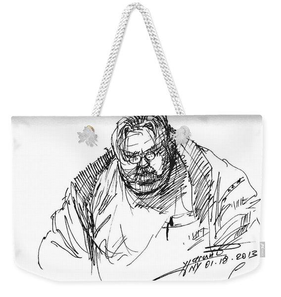 Big Billy Weekender Tote Bag