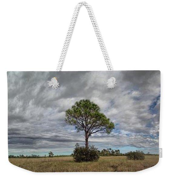 Big Cypress Weekender Tote Bag