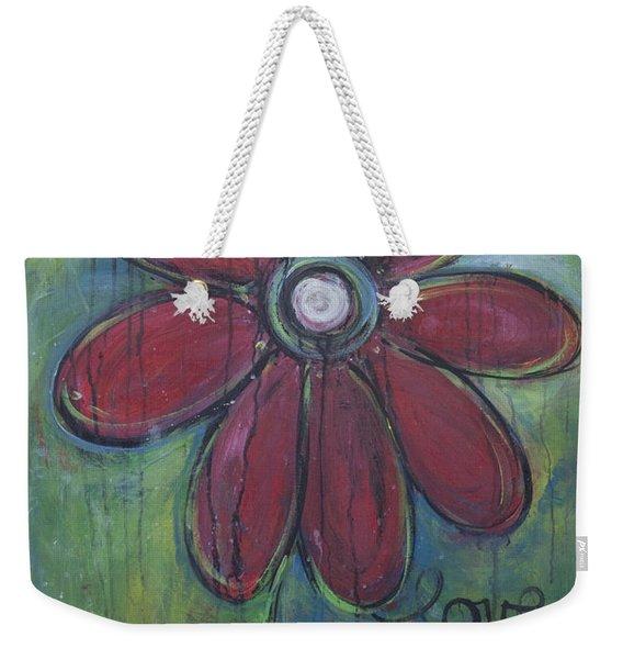 Big Love Daisey Weekender Tote Bag