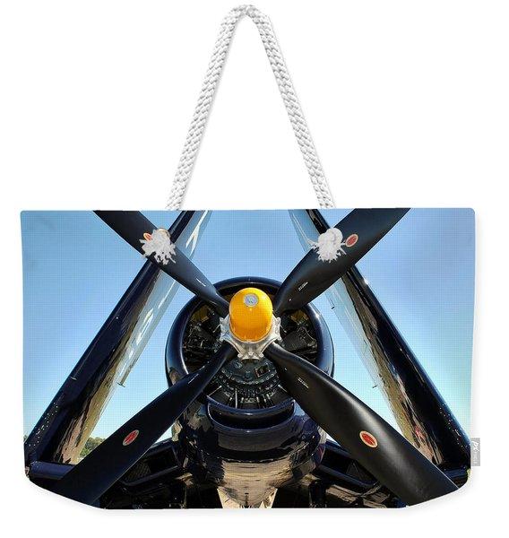 Big Prop Weekender Tote Bag