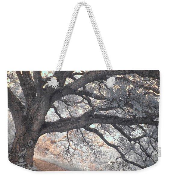 Big Sur Oak Weekender Tote Bag
