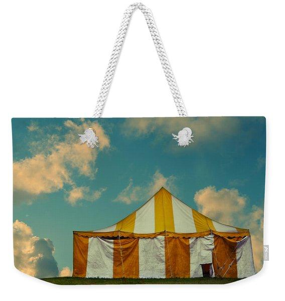Big Top Weekender Tote Bag