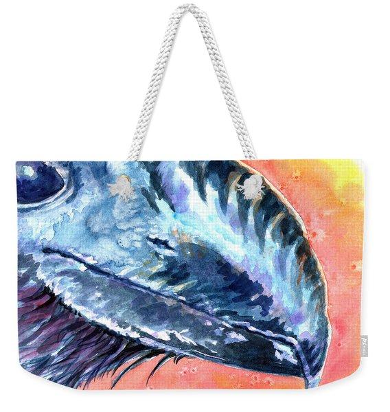 Bill Of Ani Weekender Tote Bag