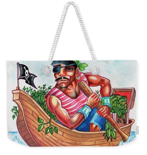 Bio-pirate Weekender Tote Bag