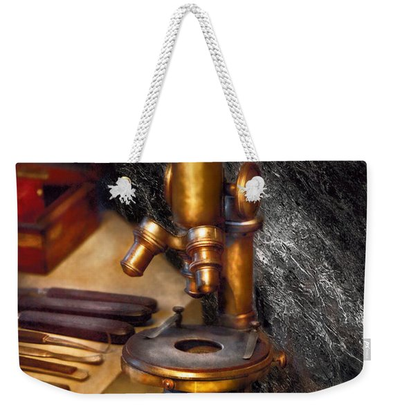 Biology - The Art Of Dissection Weekender Tote Bag