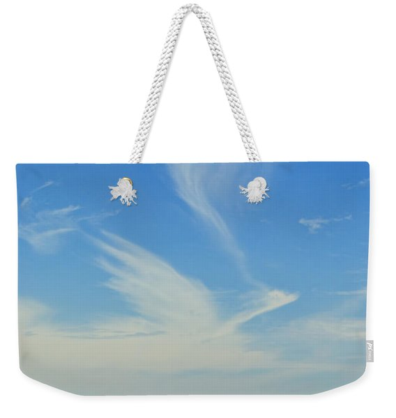 Bird Cloud Weekender Tote Bag