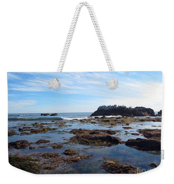 Bird Island Weekender Tote Bag